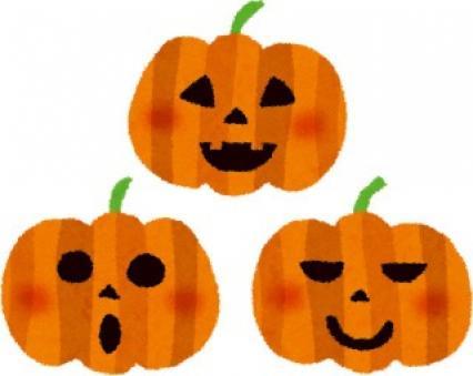 ハロウィン製作〜かぼちゃ〜