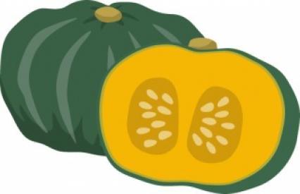 旬の野菜をおいしく〜かぼちゃ〜