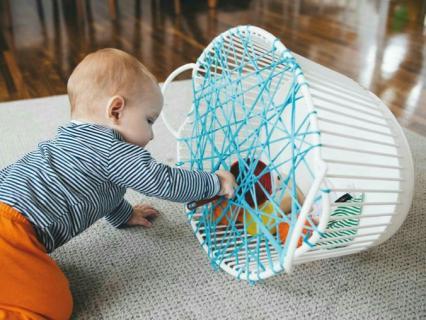 【保育玩具】赤ちゃんが喜ぶ手作りおもちゃ・遊び