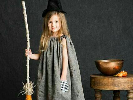 【秋の保育環境】ハロウィーンをテーマにした壁面構成「魔女編」