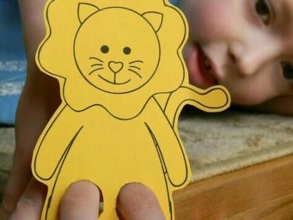 【保育】紙で作る簡単指人形ご紹介☆指人形を簡単にサクッとつくってしまおう
