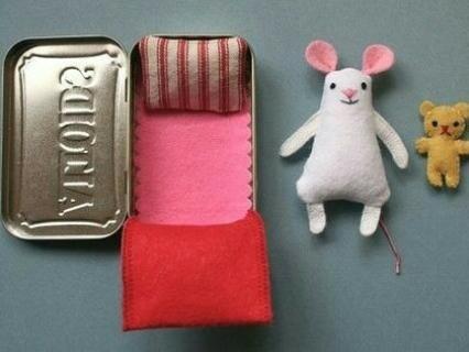 【手作り玩具】保育遊びに使える!タイニードール(空き缶編)