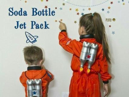 【5歳児クラス】宇宙の彼方へ想いを飛ばそう!ペットボトルロケット発射☆イメージが広がる製作