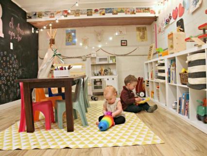 【5歳児】4月は子どもたちと家を作ろう