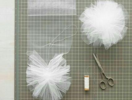 【保育アイテム】美しいポンポンの作りかたとおしゃれな使用法☆アイディア集②
