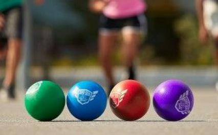 【保育】「ころがしドッジボール」にチャレンジ!異年齢で楽しむボール遊び