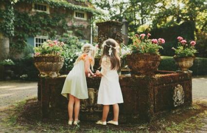 【幼児クラス】手先を使って☆紙皿と毛糸でお花を作ろう