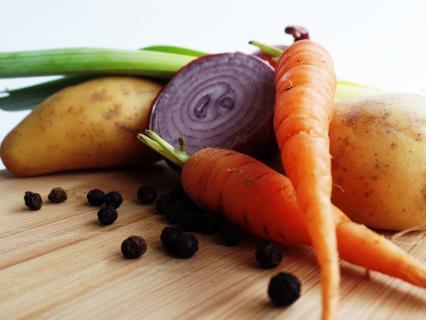 秋野菜保存方法と簡単レシピ