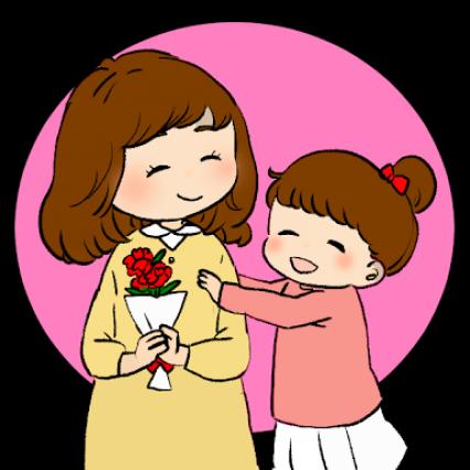 母の日に歌いたい