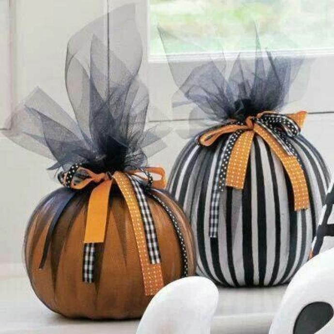 ハロウィンのかぼちゃを飾ろう